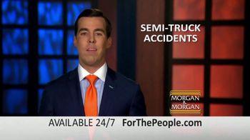 Morgan and Morgan Law Firm TV Spot, 'Semi-Truck Accidents: Advice' - Thumbnail 7