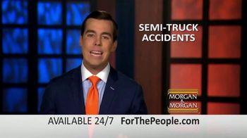 Morgan and Morgan Law Firm TV Spot, 'Semi-Truck Accidents: Advice' - Thumbnail 8