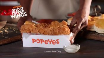 Popeyes Ghost Pepper Wings TV Spot, 'nick@nite: Synesthesia' - Thumbnail 10
