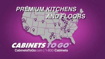Cabinets To Go Buy One Get One Sale TV Spot, 'Celebrate the New Year' - Thumbnail 9