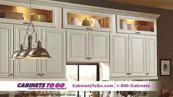 Cabinets To Go Buy One Get One Sale TV Spot, 'Celebrate the New Year' - Thumbnail 3