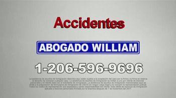 McBride, Scicchitano & Leacox, P.A. TV Spot, 'Accidentes de auto' [Spanish] - Thumbnail 10
