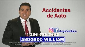 McBride, Scicchitano & Leacox, P.A. TV Spot, 'Accidentes de auto' [Spanish]
