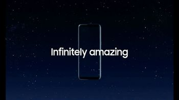 Samsung Galaxy S8 TV Spot, 'An Infinite World' - Thumbnail 6