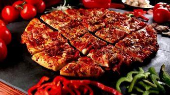 Uno Pizzeria & Grill Chicago Thin Crust Pizza TV Spot, 'Big on Taste' - Thumbnail 2