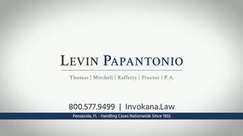 Levin Papantonio TV Spot, 'Invokana Linked to Amputations' - Thumbnail 10