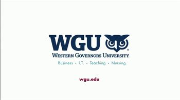 Western Governors University TV Spot, 'Owl Joke' - Thumbnail 9