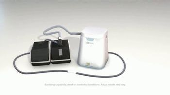 SoClean TV Spot, 'Automated CPAP Sanitizer'