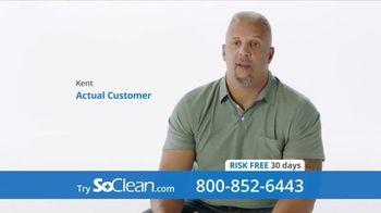SoClean TV Spot, 'Automated CPAP Sanitizer' - Thumbnail 4