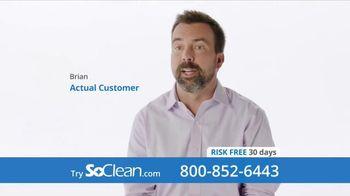SoClean TV Spot, 'Automated CPAP Sanitizer' - Thumbnail 7
