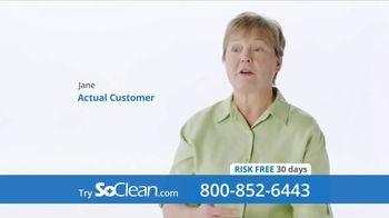 SoClean TV Spot, 'Automated CPAP Sanitizer' - Thumbnail 8
