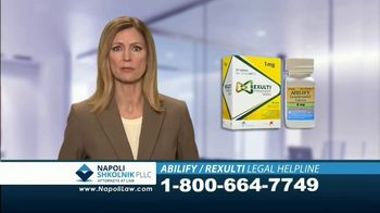 Napoli Shkolnik PLLC TV Spot, 'ABILIFY and REXULTI: Compulsive Gambling' - Thumbnail 2