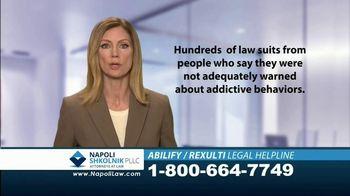 Napoli Shkolnik PLLC TV Spot, 'ABILIFY and REXULTI: Compulsive Gambling' - Thumbnail 5