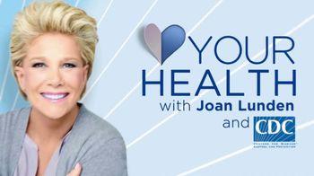 NACDD TV Spot, 'CDC: National Diabetes Prevention Program' Ft. Joan Lunden