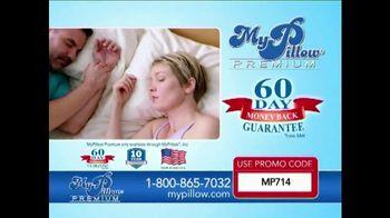 My Pillow Premium TV Spot, 'Deep Sleep: Buy One, Get One Free' - Thumbnail 10