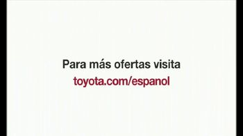 Toyota Toyotathon TV Spot, 'Acción' [Spanish] [T1] - Thumbnail 8
