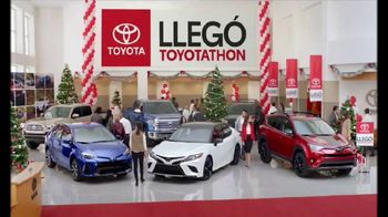 Toyota Toyotathon TV Spot, 'Acción' [Spanish] [T1] - Thumbnail 2