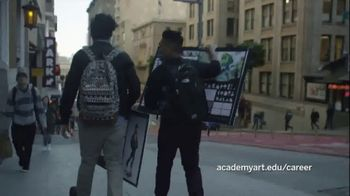 Academy of Art University TV Spot, 'Start Your Journey' - Thumbnail 3