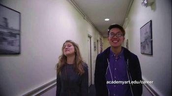 Academy of Art University TV Spot, 'Start Your Journey' - Thumbnail 5