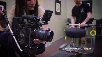 Academy of Art University TV Spot, 'Start Your Journey' - Thumbnail 7