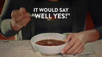 Campbell's Soup Well Yes! TV Spot, 'National Soup Month' - Thumbnail 4