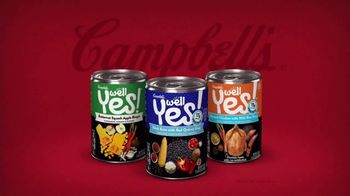 Campbell's Soup Well Yes! TV Spot, 'National Soup Month' - Thumbnail 5
