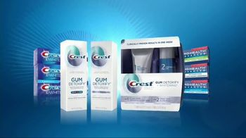 Crest Gum Detoxify TV Spot, 'Iceberg' - Thumbnail 9