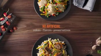 Lean Cuisine Marketplace TV Spot, 'Phenomenal: Chicken With Almonds'