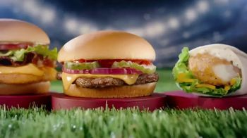 Wendy's 4 for $4 TV Spot, 'Liga 444: ocho opciones ganadoras' [Spanish] - Thumbnail 2