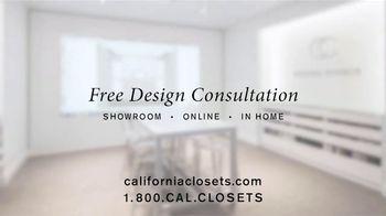 California Closets TV Spot, 'Damon and Wendy's Story' - Thumbnail 9