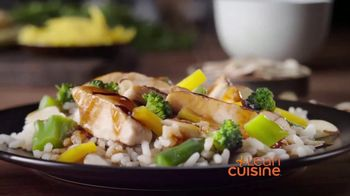 Lean Cuisine Marketplace TV Spot, 'Maestra: Chicken With Almonds' [Spanish] - Thumbnail 7