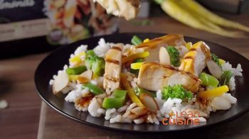 Lean Cuisine Marketplace TV Spot, 'Maestra: Chicken With Almonds' [Spanish] - Thumbnail 8
