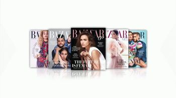 The Brands Group TV Spot, 'Harper's Bazaar, Esquire y Vanidades' [Spanish]