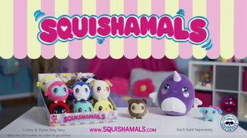 Squishamals TV Spot, 'Unbelievably Soft and Scented' - Thumbnail 9