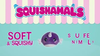 Squishamals TV Spot, 'Unbelievably Soft and Scented' - Thumbnail 1