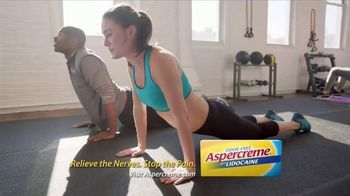 Aspercreme With Lidocaine TV Spot, 'Workout Class' - Thumbnail 10