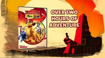 The Lion Guard: The Rise of Scar Home Entertainment TV Spot - Thumbnail 9