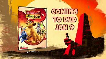 The Lion Guard: The Rise of Scar Home Entertainment TV Spot - Thumbnail 8