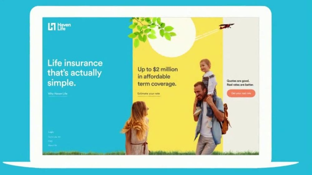 Haven Life Tv Commercial Life Insurance That S Actually Simple Ispot Tv