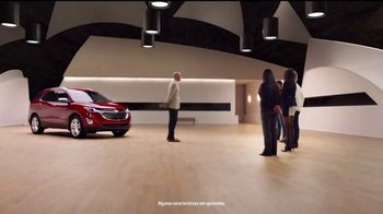 2018 Chevrolet Equinox TV Spot, 'Seis autos' [Spanish] [T2] - Thumbnail 1