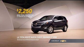 2018 Chevrolet Equinox TV Spot, 'Seis autos' [Spanish] [T2] - Thumbnail 8