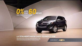 2018 Chevrolet Equinox TV Spot, 'Seis autos' [Spanish] [T2] - Thumbnail 7
