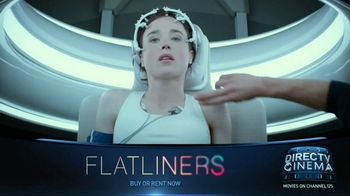 DIRECTV Cinema TV Spot, 'Flatliners' - Thumbnail 1