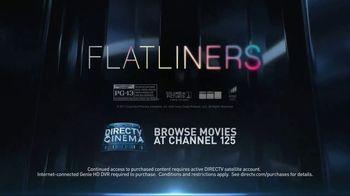 DIRECTV Cinema TV Spot, 'Flatliners' - Thumbnail 10