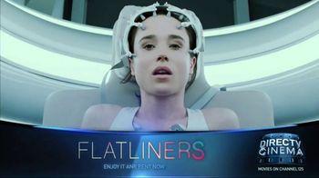 DIRECTV Cinema TV Spot, 'Flatliners' - Thumbnail 2