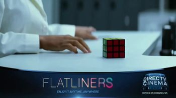 DIRECTV Cinema TV Spot, 'Flatliners' - Thumbnail 4