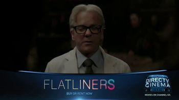 DIRECTV Cinema TV Spot, 'Flatliners' - Thumbnail 7