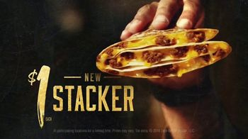 Taco Bell $1 Stacker TV Spot, 'Masterpiece' - Thumbnail 3