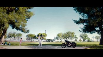 Progressive Motorcycle Insurance TV Spot, 'Motormouth' - Thumbnail 1