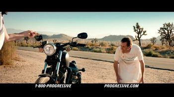 Progressive Motorcycle Insurance TV Spot, 'Motormouth' - 7831 commercial airings
